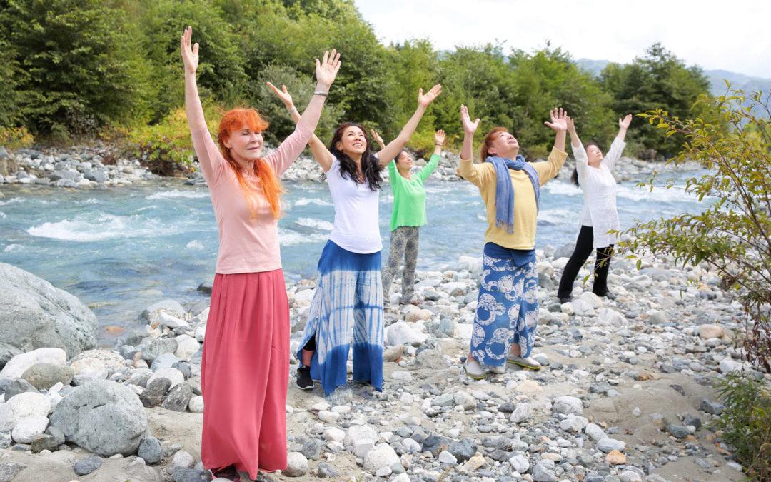 Taoist Foundation Meditation & Associate Instructor training – Tokyo, Japan