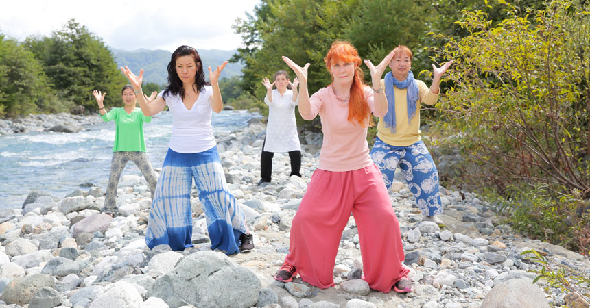 Tao Basic Energy intensive training including Simple Qi Gong, Six Healing Sounds, Inner Smile, Microcosmic Orbit, Iron Shirt Qi Gong &Tao Yin – Austria/Vienna