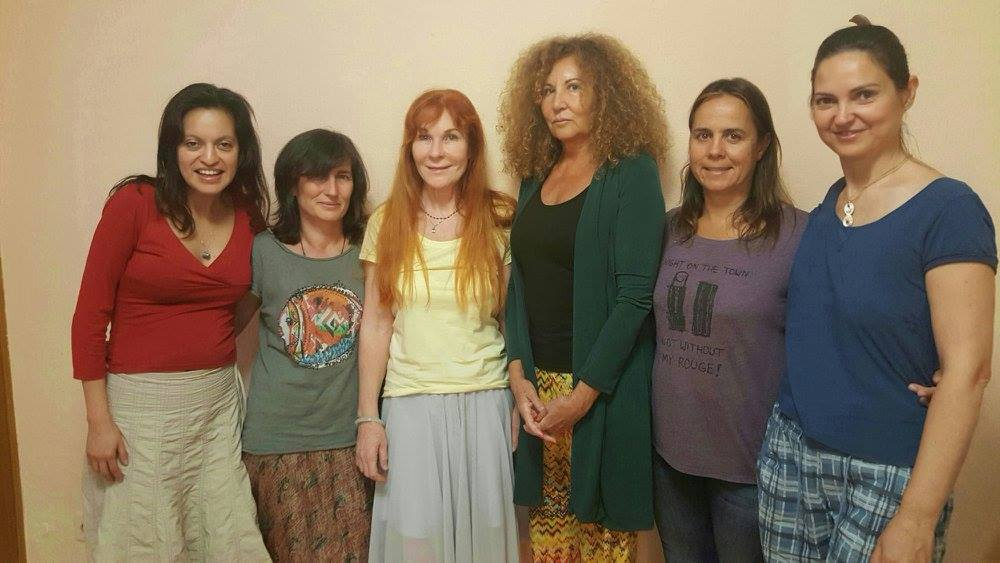 Lovely Group for Female Healing in Madrid