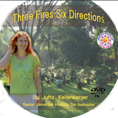 3 Fires & 6 Direction Chi Kung